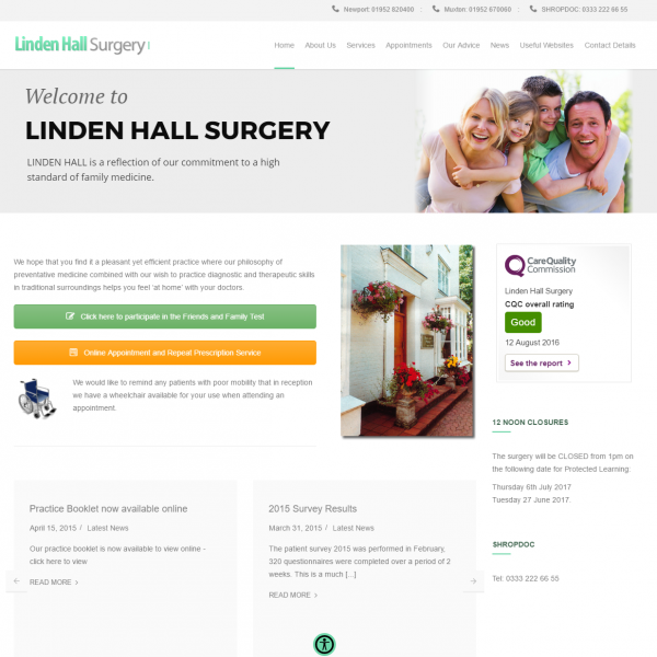 Linden Hall Surgery
